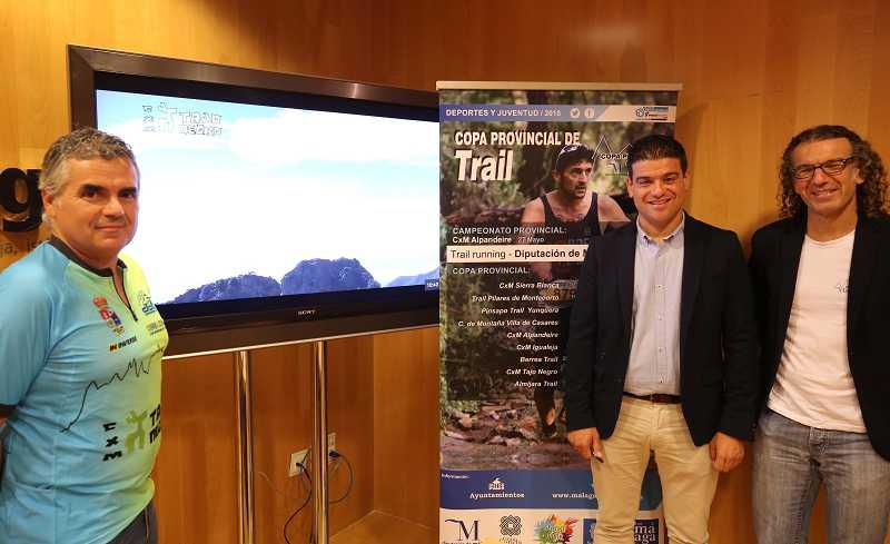 Actualidad Actualidad La II Carrera por Montaña Tajo Negro de Ojén reunirá a más de 340 deportistas en el entorno de Sierra Blanca