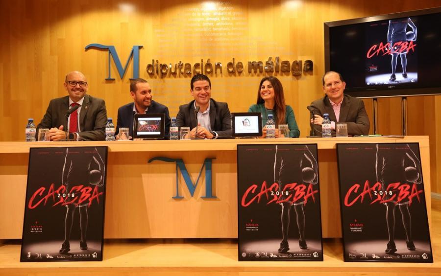 Mijas Mijas Cartama, Manilva y Mijas acogerán los Campeonatos de Selecciones Provinciales de Baloncesto