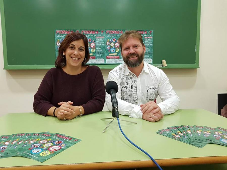 Actualidad Actualidad Manilva organiza los cursos y talleres del programa Forma-T