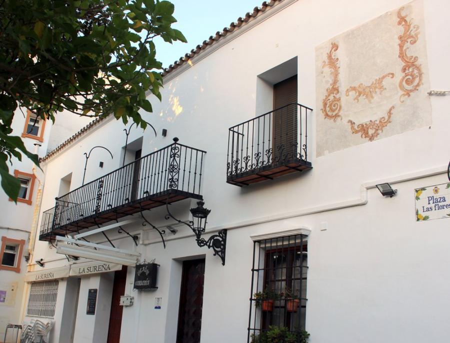 Estepona Estepona El Ayuntamiento de Estepona recupera una pintura mural del siglo XIX que pertenecía a la antigua Casa Consistorial
