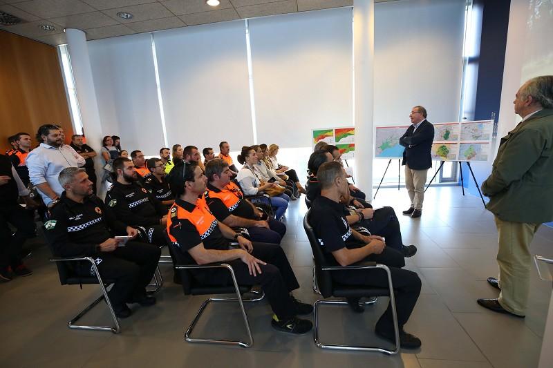 Actualidad Actualidad La Diputación concluye un plan para facilitar intervenciones de emergencia en espacios forestales que engloba a 47 municipios