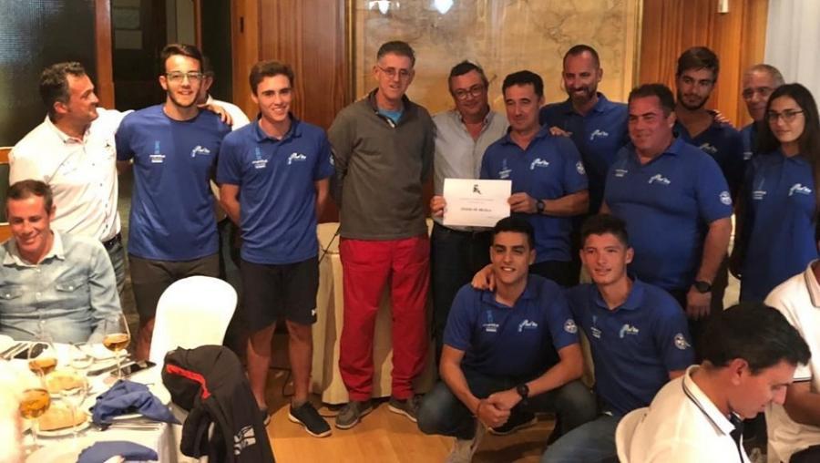 Fuengirola Fuengirola El Ciudad de Melilla, campeón de España Cruceros Altura de la zona sur
