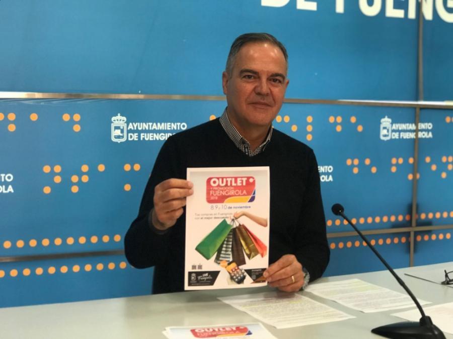 """Fuengirola Fuengirola Todo a punto para una nueva edición de """"Outlet y Promoción Fuengirola"""" que contará con la participación de 40 comercios"""