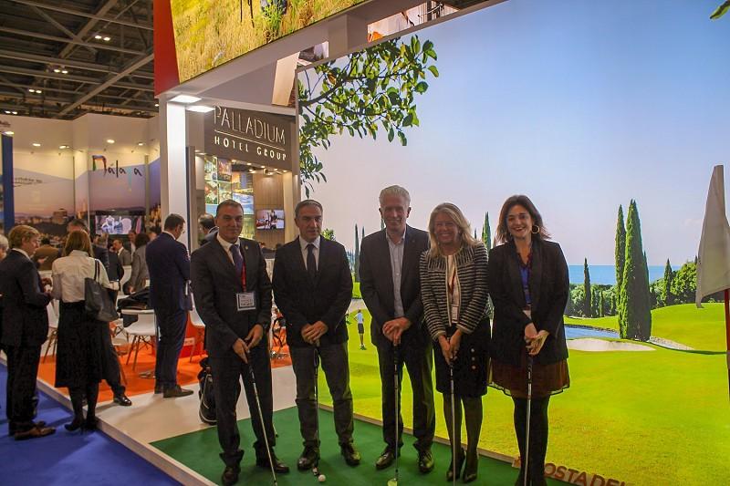 Actualidad Actualidad La Costa del Sol presenta su candidatura para ser sede de la Solheim Cup de 2023