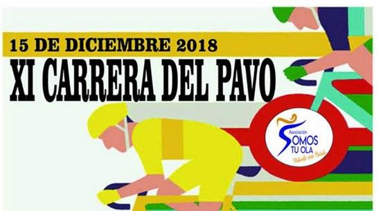 """Marbella Marbella La XI Carrera del Pavo de Marbella se celebrará el 15 de diciembre a beneficio de la Asociación """"Somos tu Ola"""" en apoyo a Sarah Almagro"""