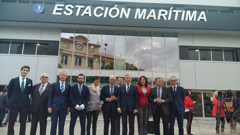 Malaga Malaga La Costa del Sol estrecha lazos con Melilla con la renovada terminal del puerto de Málaga