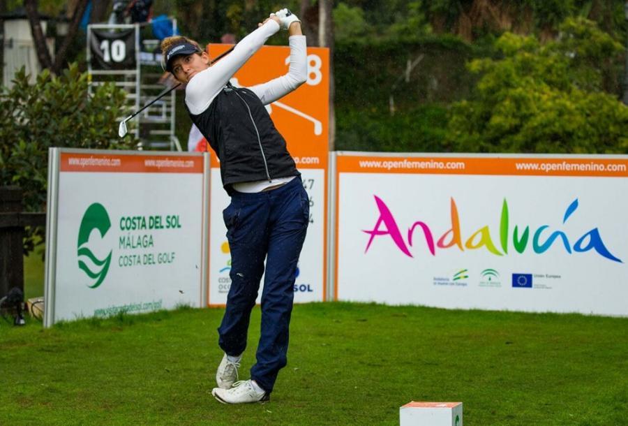 Actualidad Actualidad La lluvia desbarata el comienzo del Andalucía Costa del Sol Open de España Femenino