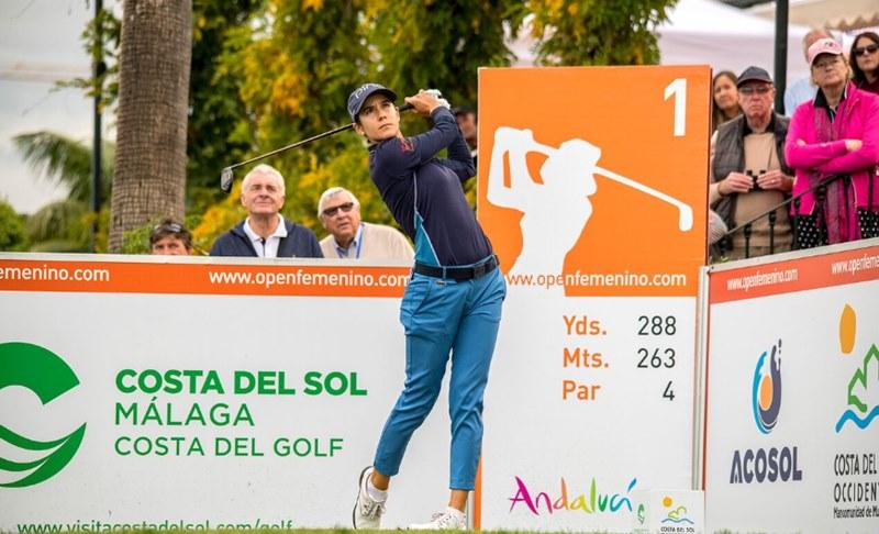 Mancomunidad Mancomunidad Anne Van Dam vs. Azahara Muñoz, cita en las alturas del Andalucía Costa del Sol Open de España Femenino