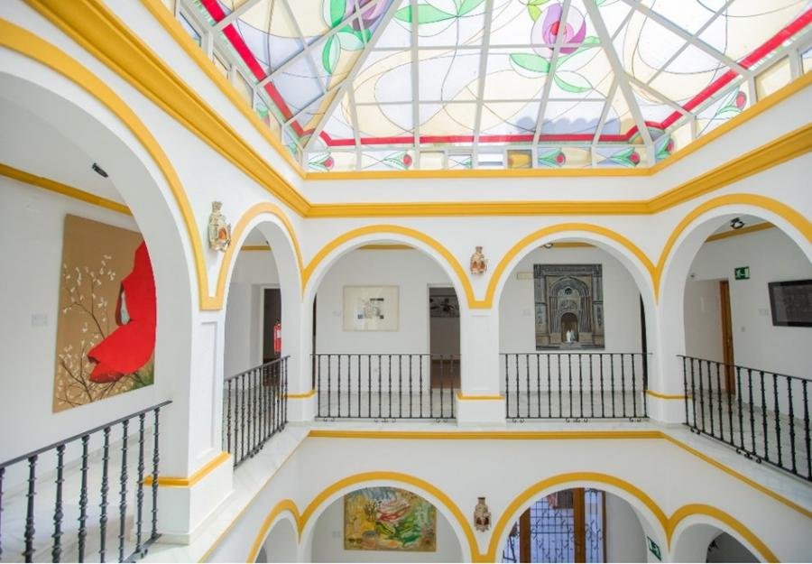 Estepona Estepona El Ayuntamiento de Estepona inicia la segunda fase de mejora de la Casa de Las Tejerinas para reforzarla como espacio expositivo