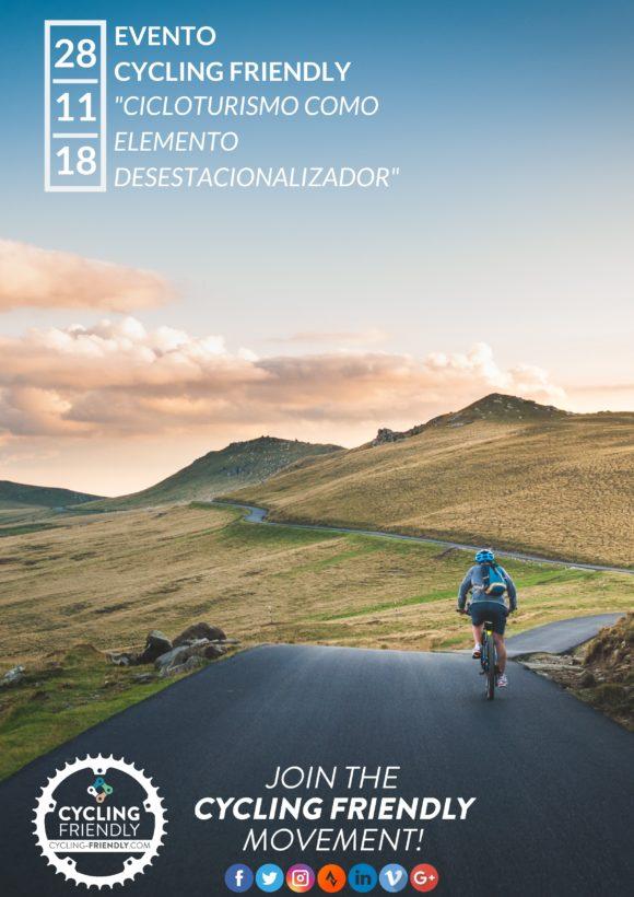 Torremolinos Torremolinos 'Cycling Friendly' abordará mañana en Torremolinos el potencial del cicloturismo en Andalucía como segmento desestacionalizador