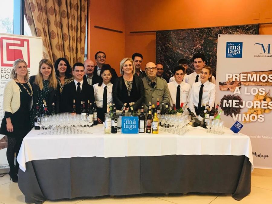 Malaga Malaga Las bodegas Málaga Virgen, Cortijo La Fuente, Lunares, Quitapenas y Excelencia, galardonadas en el VI Concurso de Vinos 'Sabor a Málaga'