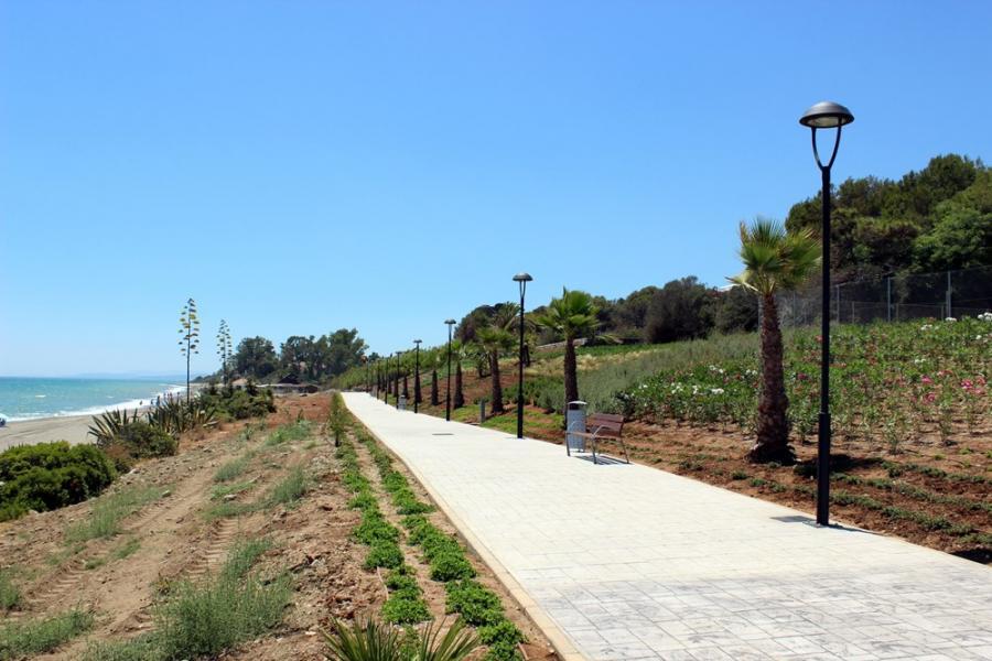 Estepona Estepona La Junta autoriza la ejecución de un nuevo tramo del corredor litoral entre Dominion Beach y El Velerín  de Estepona
