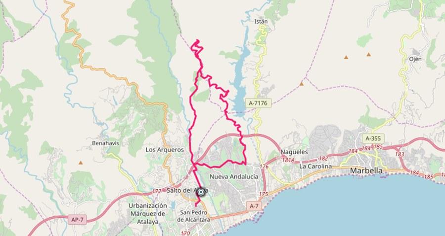 Marbella Marbella El próximo domingo 9 de diciembre se celebrará la última de las rutas de la Cycling Tour Costa del Sol 2018 que partirá de San Pedro de Alcántara