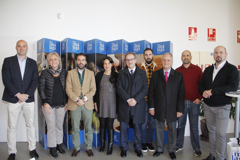 Malaga Malaga 'Sabor a Málaga' homenajea a los premiados en el II Concurso Provincial de Cocina de Chivo Lechal Malagueño organizado por La Carta Malacitana