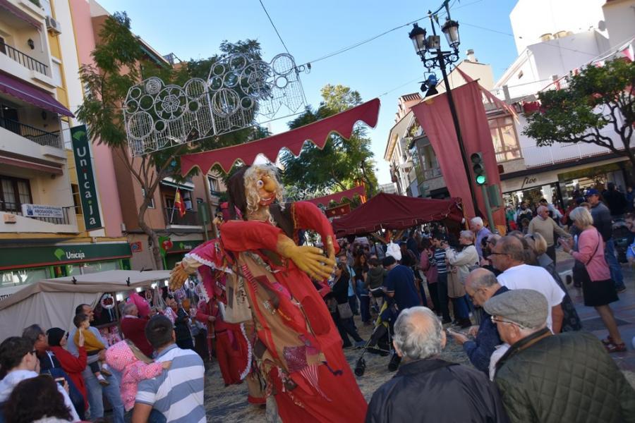 Fuengirola Fuengirola Los niños, grandes protagonistas de la Navidad con la sexta edición de la Fiesta Medieval y la Gala de Reyes de Fuengirola TV