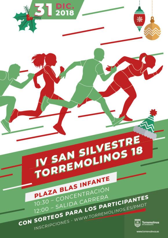 Torremolinos Torremolinos Torremolinos celebra este lunes la IV San Silvestre Solidaria