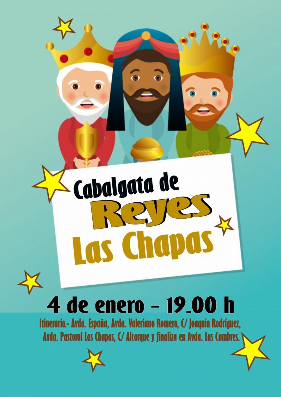 Marbella Marbella Las Chapas celebrará hoy viernes su cabalgata de los Reyes Magos
