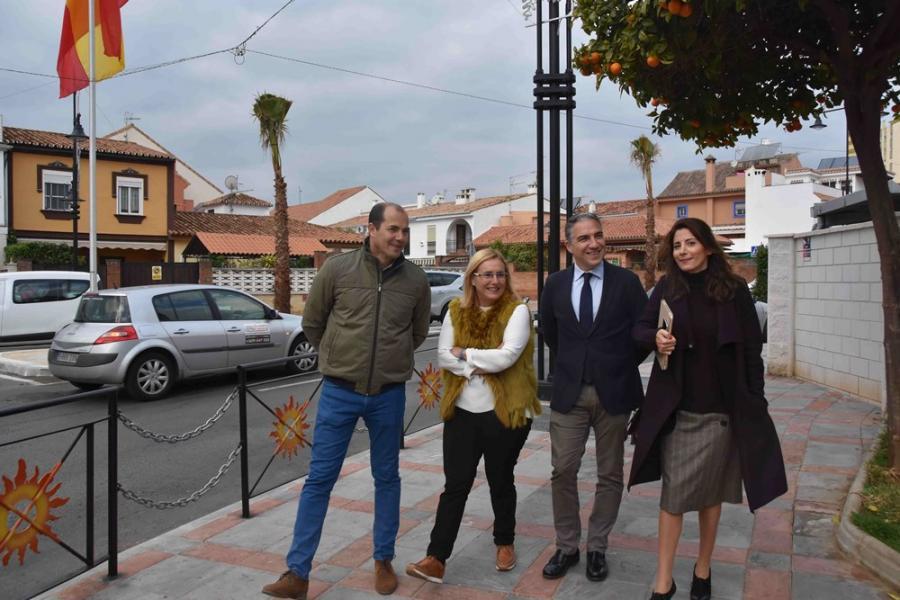 Fuengirola Fuengirola La Diputación de Málaga invierte en Fuengirola siete millones de euros desde 2011
