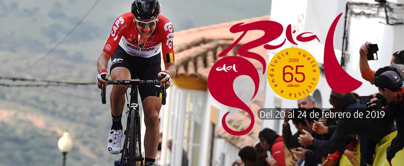 Actualidad Actualidad La 65ª edición de la Vuelta Andalucía Ruta del Sol tendrá lugar del 20 al 24 de febrero de 2019