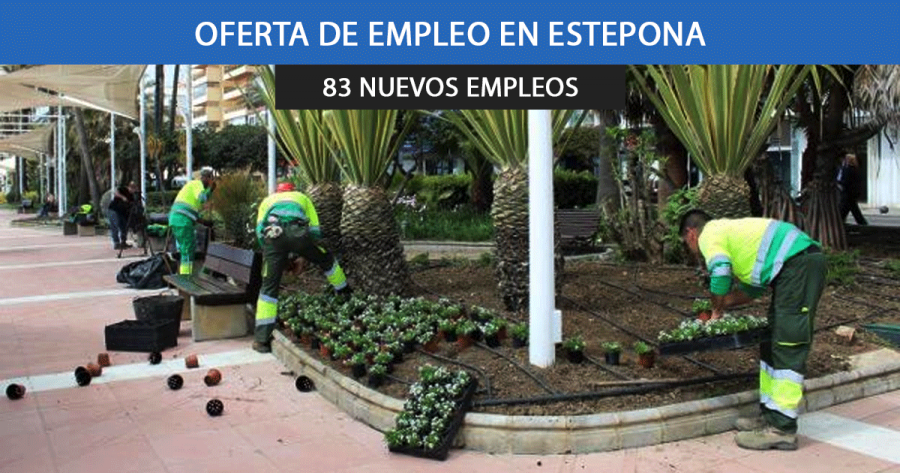 Estepona Estepona Se necesitan 83 trabajadores para el Ayuntamiento de Estepona