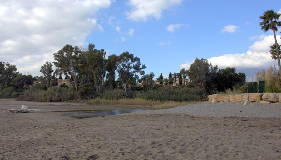 Estepona Estepona 20 empresas optan a realizar las obras del tramo de corredor litoral que conectará Dominion Beach y El Velerín de Estepona