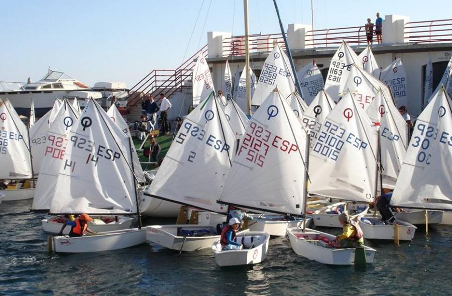 Benalmadena Benalmadena El Club Náutico de Benalmádena, cuarto puesto en el ranking de la federación Andaluza de Vela en 2018