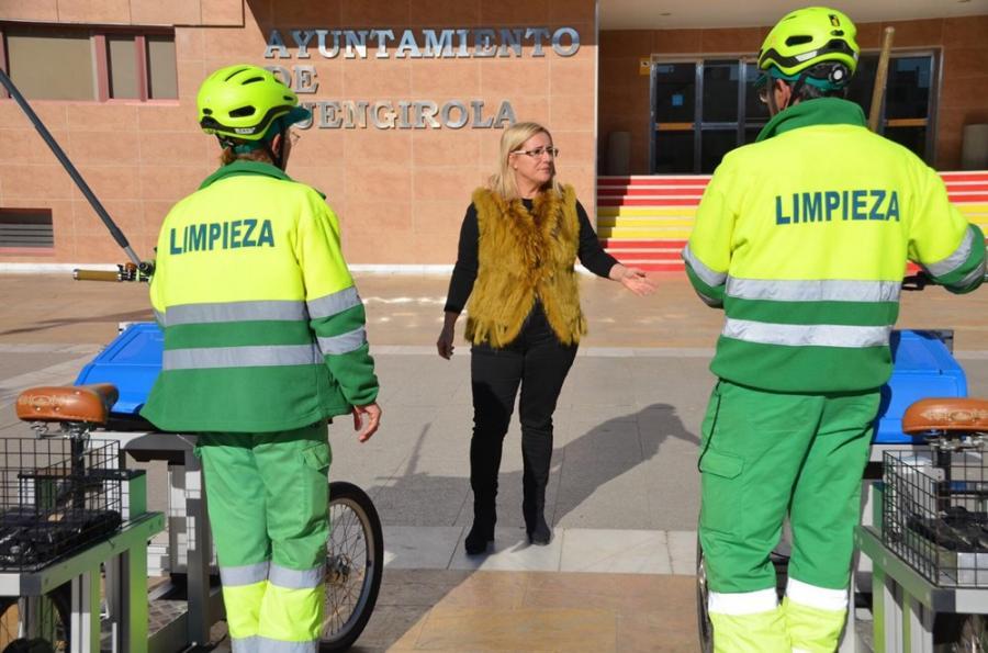 Fuengirola Fuengirola El Ayuntamiento de Fuengirola invierte más de 40 millones de euros desde 2015 en la limpieza de la ciudad