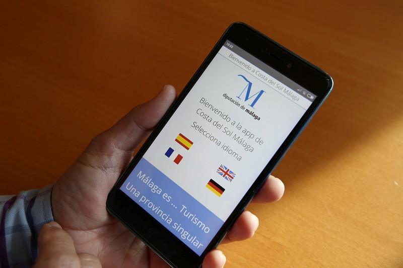 Malaga Malaga La app 'Costa del Sol Málaga', disponible en cuatro idiomas, ofrece recursos de los 103 municipios de la provincia y 2000 puntos de interés