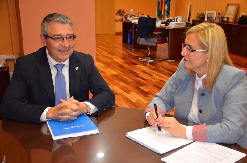Fuengirola Fuengirola La Diputación de Málaga colaborará en la creación de una zona verde en Fuengirola en una parcela situada junto al Parque Natural  del entorno de Miramar