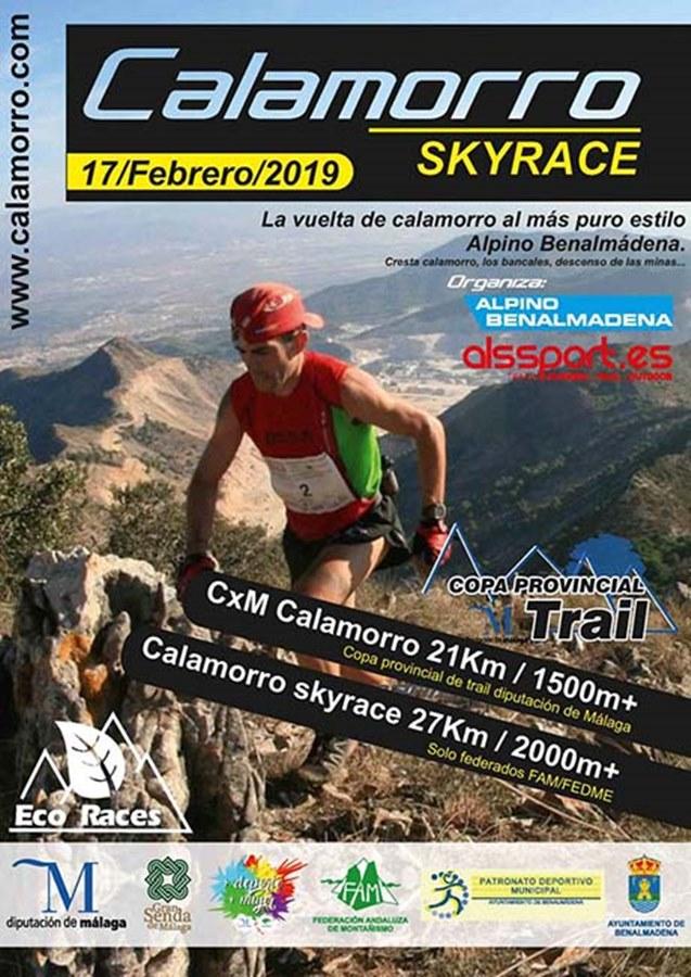 Benalmadena Benalmadena Benalmádena celebra la XI carrera por montaña Calamorro, segunda prueba de la IV Copa Provincial de Trail 'Diputación de Málaga'