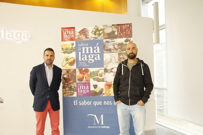 Malaga Malaga 'Sabor a Málaga' apoya al chef Estrella Michelin Benito Gómez en la carrera de bicicleta de montaña Titan Desert 2019