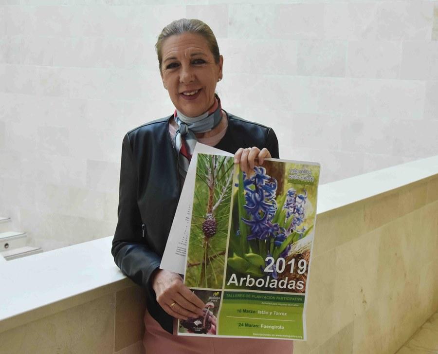 Fuengirola Fuengirola Fuengirola anima a participar el 24 de marzo en una plantación solidaria en el entorno del castillo Sohail
