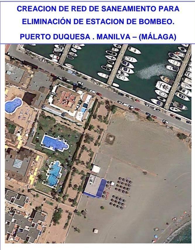 Actualidad Actualidad Creación de la red de saneamiento para la eliminación de la estación de bombeo en el Puerto de la Duquesa de Manilva