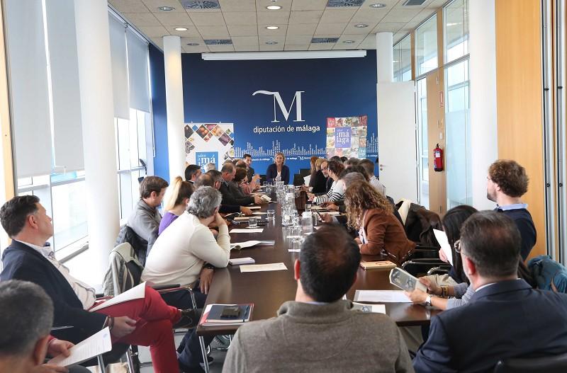 Malaga Malaga 'Sabor a Málaga' prepara su próxima visita a Salón de Gourmets de Madrid del 8 al 11 de abril