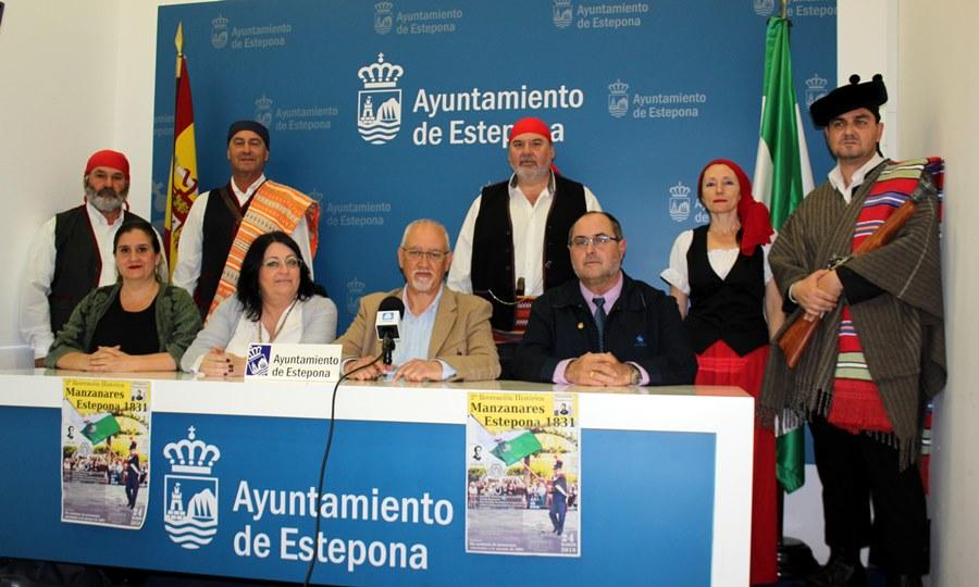 Estepona Estepona Estepona celebra este domingo una recreación histórica y un desfile de época en homenaje Salvador Manzanares y a Pedro Manrique