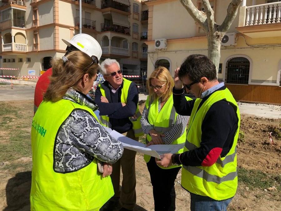 Fuengirola Fuengirola El Ayuntamiento de Fuengirola sumará a su red de parques el de la Veguilla II en el entorno de plaza de la Hispanidad