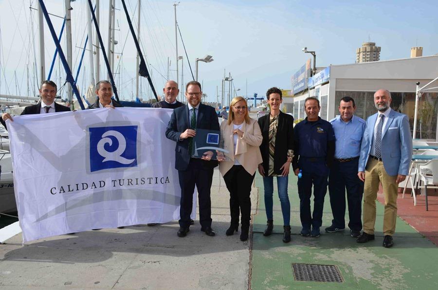 Fuengirola Fuengirola El Área de Servicios Sociales y el Puerto Deportivo de Fuengirola, reconocidos por la calidad de sus servicios
