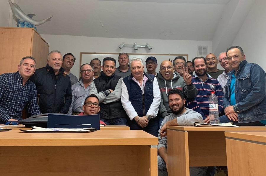 Mancomunidad Mancomunidad Finaliza el primer curso para la obtención del Certificado de Aptitud Profesional (CAP) impartido en Marbella que organiza el departamento de Formación de la Mancomunidad