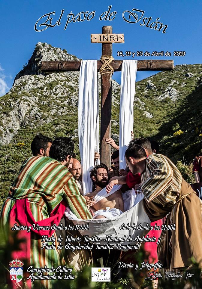 """Actualidad Actualidad El """"Paso de Istán"""" vuelve a representar desde el Jueves al Sábado Santo la """"Pasión y Resurreción de Cristo"""" en el que participan más de un centenar de personas"""