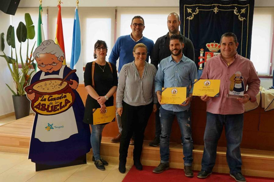 Fuengirola Fuengirola Restaurante Pizzería Baldo, ganador de la octava edición de La Cazuela de la Abuela de Fuengirola en el que participaron 58 establecimientos