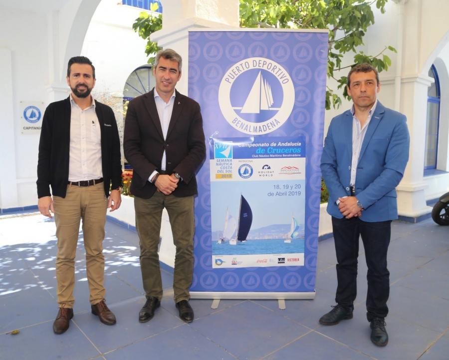 Benalmadena Benalmadena Presentada la 17ª edición de la Semana Náutica Costa del Sol que acogerá el Club Náutico Marítimo de Benalmádena del 18 al 20 de abril