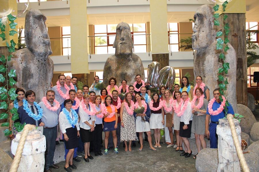 Benalmadena Benalmadena El resort hotelero Holiday World celebra el décimo aniversario del Polynesia Hotel