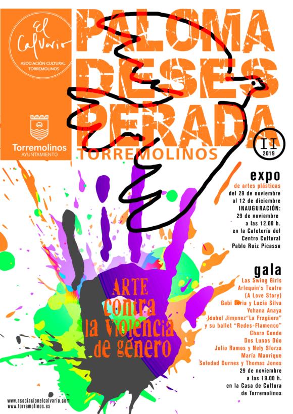 Torremolinos Torremolinos Torremolinos culmina una semana de actos por el 'Día Internacional de la Violencia de Género' con una gala este viernes