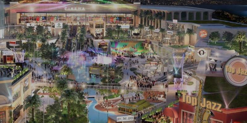 Torremolinos Torremolinos El futuro incierto del proyecto del centro comercial Intu de la Costa del Sol en Torremolinos