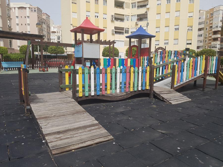 Torremolinos Torremolinos El PP pide en el pleno un plan de choque para los parques infantiles de Torremolinos